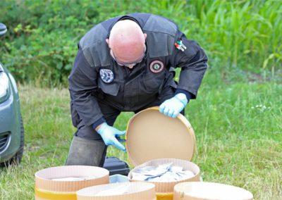 SEON onderzoekt dumping (Foto: Foto FPMB ERIK HAVERHALS)